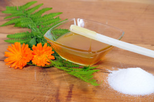 Sugaring Rezept Intimbereich